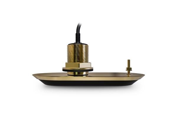 RV-220P RealVision 3D Bronze-Durchbruchgeber, 20°, Backbord-Montage von Raymarine
