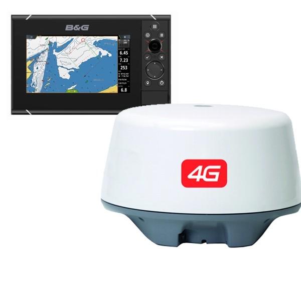 B&G Zeus3 12 mit 4G Radar