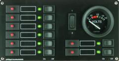 Philippi Stromkreisverteiler STV 118 24V