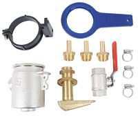 """WhisperPower Wassereinlass-Kit 12.5 mm (1/2"""")"""