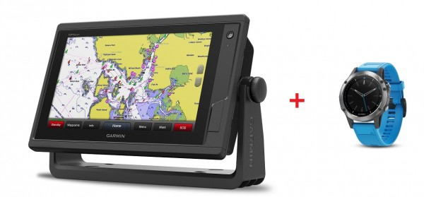 GPSmap922 + Quatix 5 Aktionsbundle