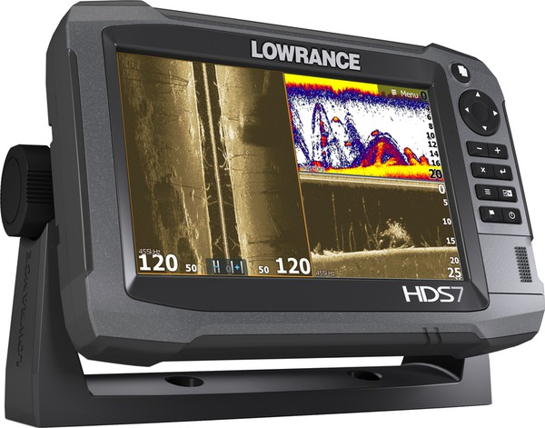 000-11787-001 Lowrance HDS-7 Gen3 Multifunktionsdisplay