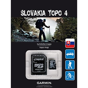 Slovakia TOPO v4 von Garmin günstig online kaufen