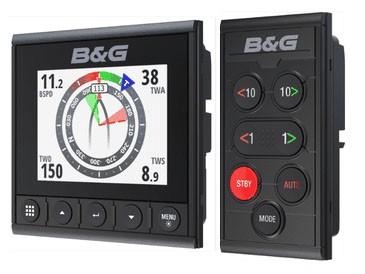 B&G Triton² Bundle Instrumentendisplay und Pilot Controller
