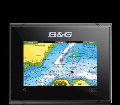 B&G Vulcan 5 ForwardScan Kartenplotter Fishfinder Forward Scan Online günstig kaufen