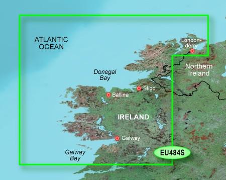 HXEU484S BlueChart g2 HD Nordwest Irland von Garmin kaufen