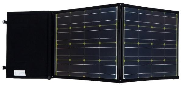 2-Fach faltbares Solarmodul