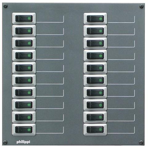 Philippi Stromkreisverteiler STV 220
