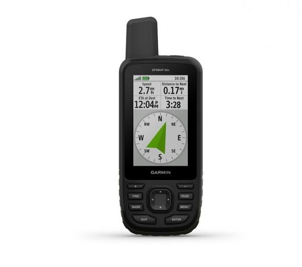 GPSMAP 66sHandgerät mit Unterstützung der Multi-Satelliten-Netzwerke