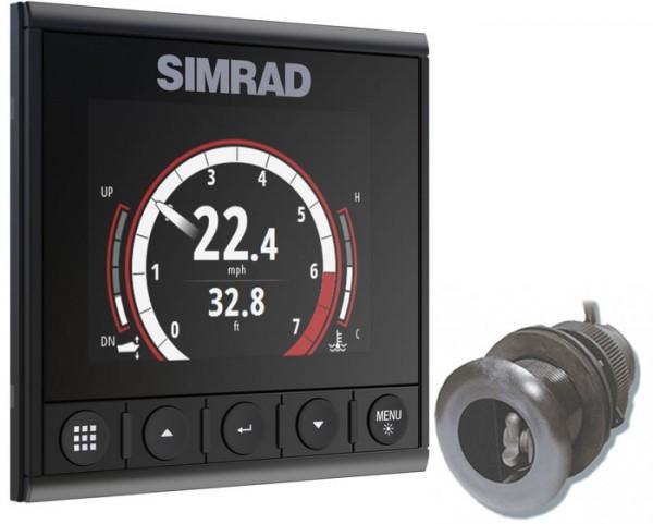 Simrad IS42 Farbdisplay für Tiefe, Temp., Geschwindigkeit