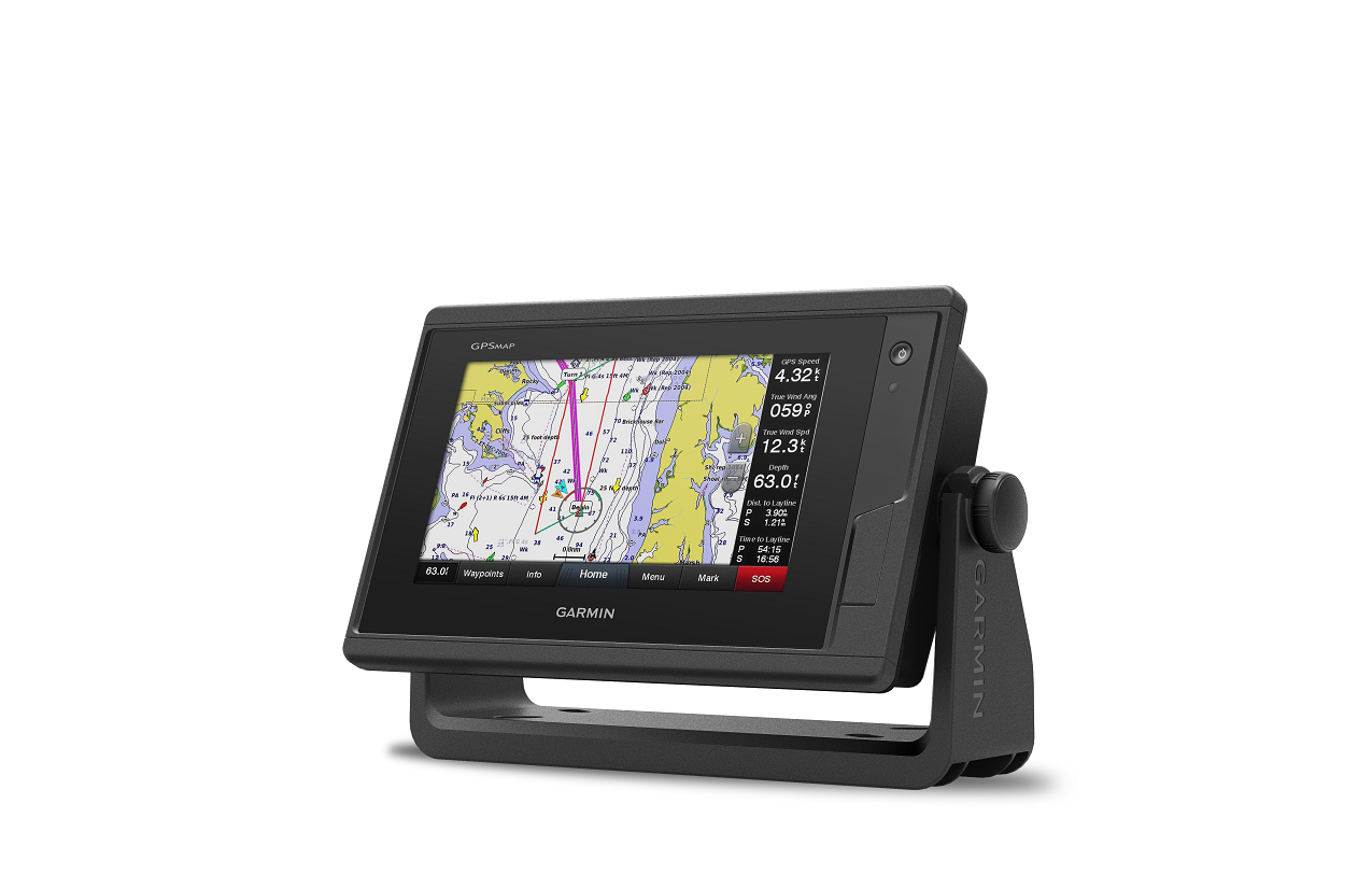 GPSMAP 722 Und 722xs Kartenplotter Mit Touchscreen Von Garmin