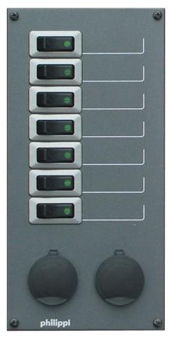 Philippi Stromkreisverteiler STV 207