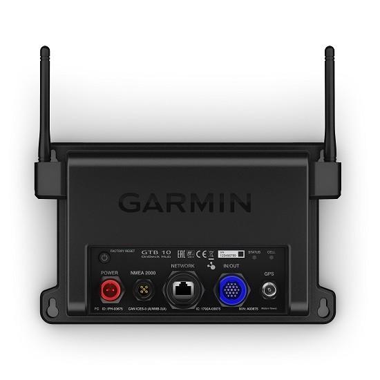 OnDeck Hub zur Bootskontrolle von Garmin
