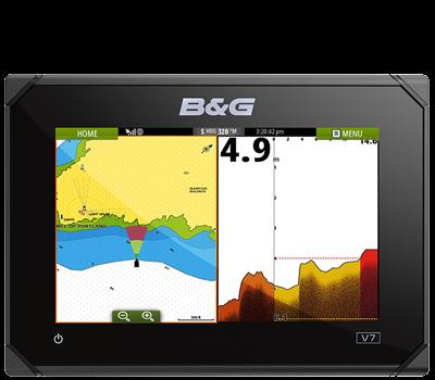 B&G Vulcan 7 ForwardScan Kartenplotter Fishfinder online günstig kaufen