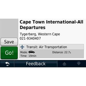 City Navigator Südafrika NT von Garmin günstig online kaufen
