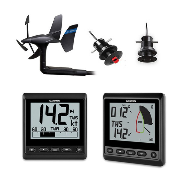 010-01616-30 Garmin Sailpaket 43 wireless