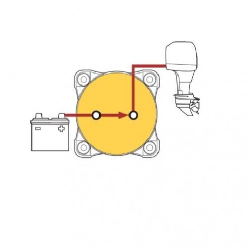 BS9003e Batteriehauptschalter von BlueSea | eBay